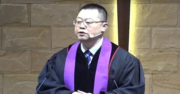 王怡牧師遭中共打壓重判九年  逾千五人聯署聲明支持王怡牧師